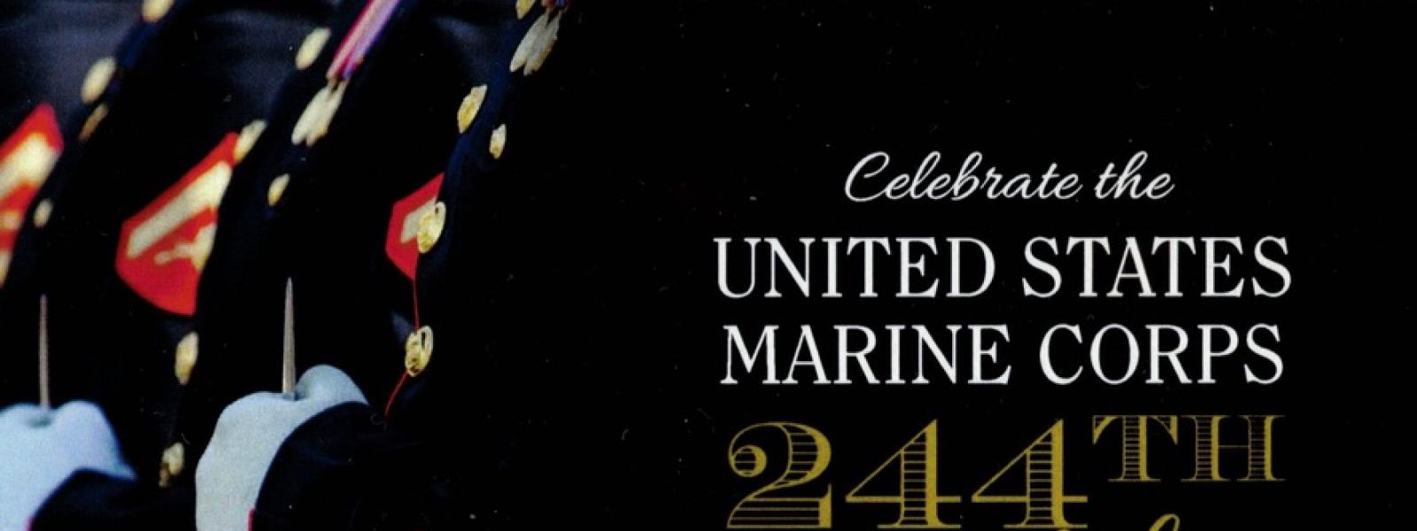 MEB Marine Corps Birthday Luncheon